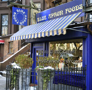 Blue Apron food store Park Slope Brooklyn
