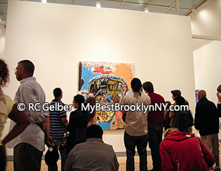Jean-Michel Basquiat at Brooklyn Museum
